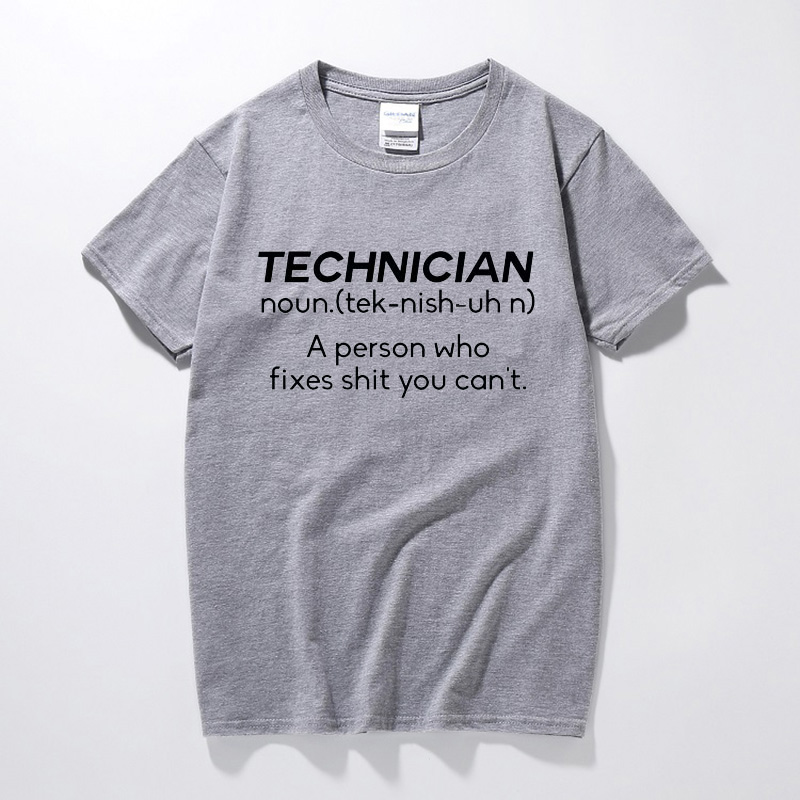 NOUN TECHNICIAN Funny Joke Rude Birthday Gift Idea For Men Boyfriend Husband Brother A Best Friend Computer Geek T Shirt In Shirts From Mens