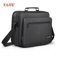 YAJIE Wear Resisting Oxford Travel Handbag Hot Sale 12 15 Inch Men Women Laptop Bag Luxury