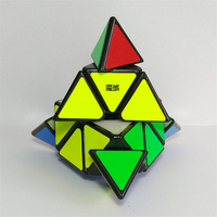 YJ MoYu Magnetic Pyramid Pyraminx 3x3x3 Magic Cube Speed Cube Puzzle Cubo Magico Learning Education Toys