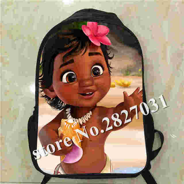 2ed1570bc30 Custom Made Sea adventure Maui Backpack Shoulderbag Pencil Bag Games Train  UT FNAF TV Show Movie Animal Boys Bags Girls School