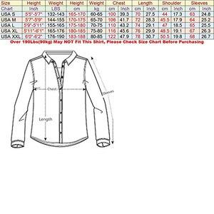 Image 5 - Jeansian erkek elbise gömlek Casual şık uzun kollu tasarımcı düğme aşağı Slim Fit 8397 beyaz