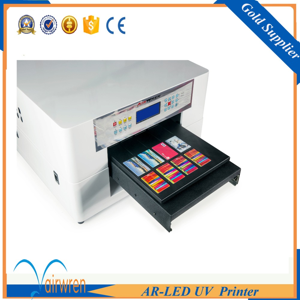 Best color printing quality - Best Quality Full Color Uv Led Flatbed Inkjet Printer With White Ink China Mainland