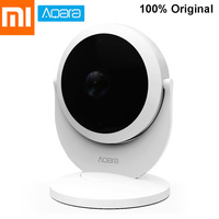 Original Xiaomi Aqara Smart Security IP Gateway Camera Monitor 1080P 180 Degree Intelligent Joint Alarm ZigBee