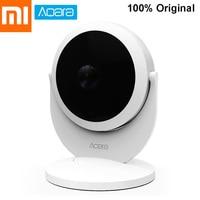 Original Xiaomi Aqara Smart Security IP Gateway Cam Monitor 1080P 180 Degree Intelligent Joint Alarm ZigBee