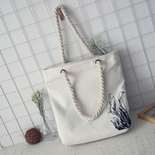 Women's High Quality Canvas Handbag – Several Prints Available