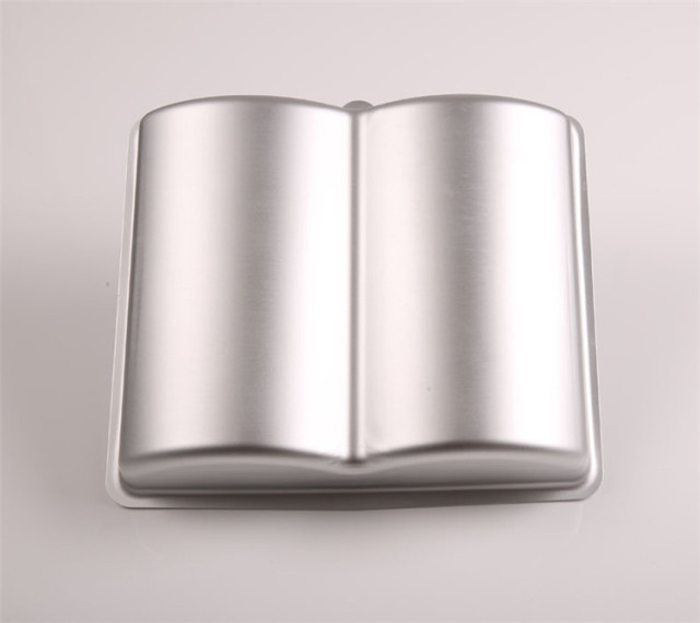 3D Open Book Cake Pan