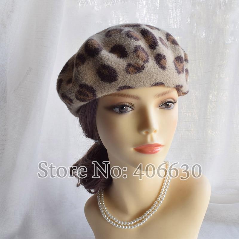LongBaiLi Winter Leisure Women Beret Hats Caps Free Shipping SHDB054 in Women 39 s Berets from Apparel Accessories