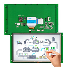 HMI لنظام التخزين تحكم