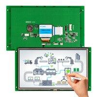 Pantalla LCD de piedra interfaz de máquina humana TFT Panel táctil LCD con 3 años de garantía