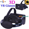 Ritech 3D Cinema Glasses Mobile Phone 3D Virtual Reality Glasses Helmet VR Glasses For Video Oculos 3D Gafas 3D Glass Myopia Ok
