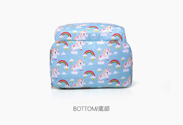 2019 NEW Diaper Bag Mummy Maternity Nappy Bag Women Backpack Nappy Large Capacity Baby Waterproof Travel Shoulder Stroller Bag (20)