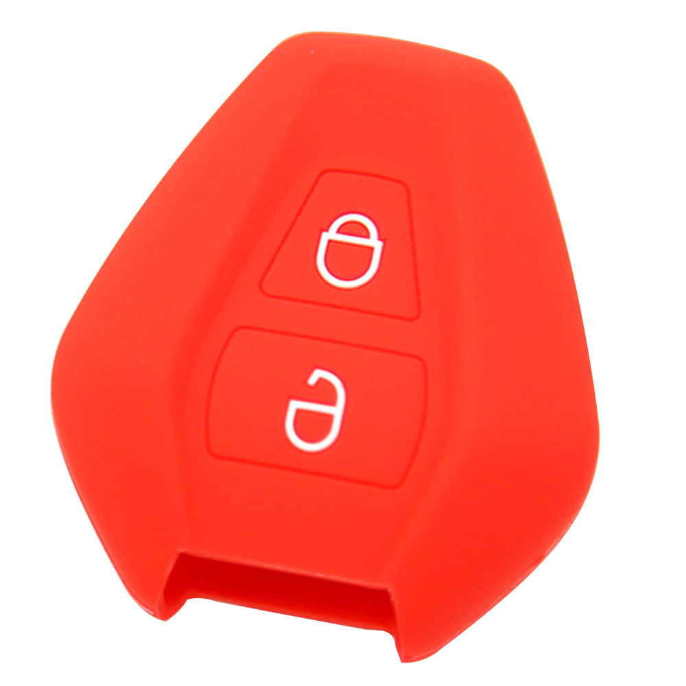 Силиконовый чехол для ключей, 2 кнопки, мягкий чехол для автомобильного ключа, чехол для пульта дистанционного управления, пульт дистанционного управления, держатель для SUZUKI