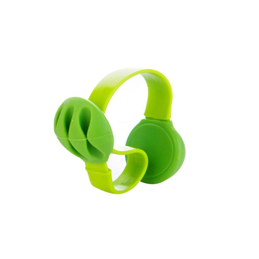 Billiger Preis Kopfhörer Headset Wire Wrap Kabelaufwicklung Organizer Kabel Collector Silica Gaming 2017 Heiße Neue Top Qualität Drop Ship 17oct17 Kataloge Werden Auf Anfrage Verschickt