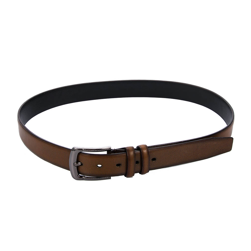 Fashion Men/'s Business Belt Hot Creative Gift Simulation PU Belt