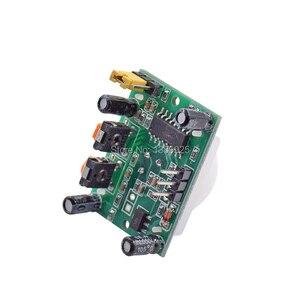 Image 2 - Envío Gratis 20 unids/lote HC SR501 HCSR501 SR501 Módulo sensor infrarrojo humano piroeléctrico sensor infrarrojo