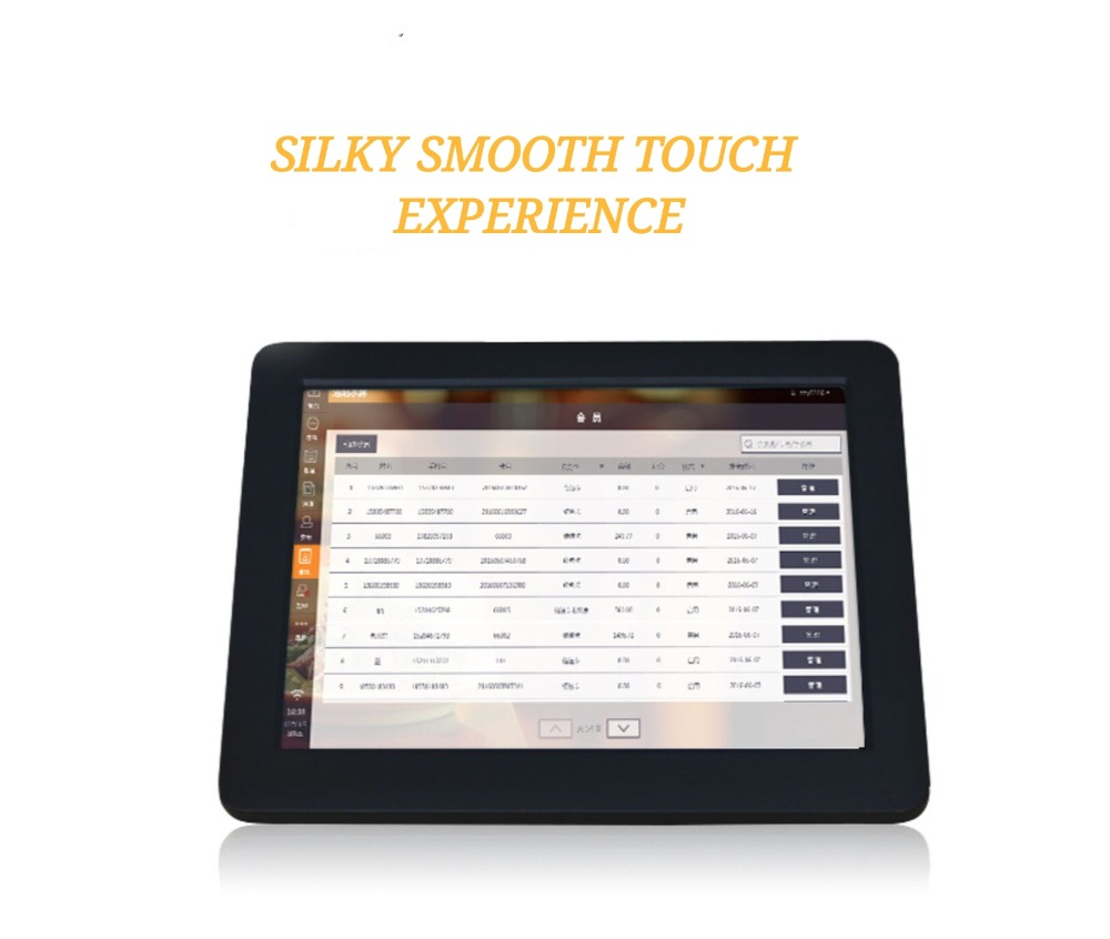 POS System 15 Inch Capacitive Touch Point Of Sale Device