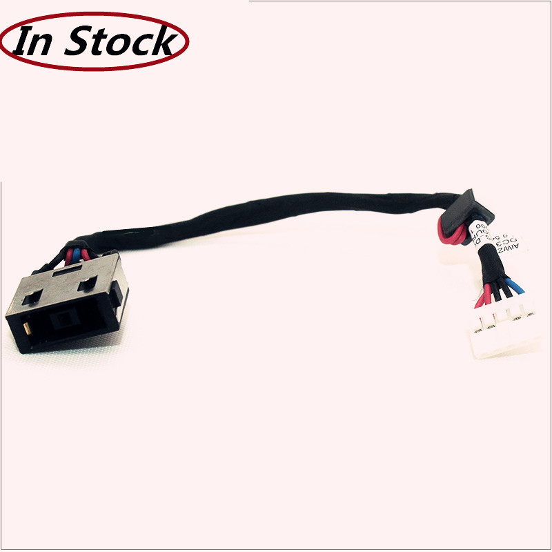 New Laptop DC Power Jack Cable Charging Port For Lenovo IdeaPad 500-15ISK Z40-70 Z40-75 Z41-80 Z50-70 Z41-70 Z51-70 V3000 V4000 new laptop dc jack power charging cable for lenovo yoga s1 dc02001u700