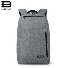 BAGSMART 2017 Brand Fashion Laptop Backpack 15.6 For Men Business Backpack Notebook Bag School Bag Travel Backpack For Women