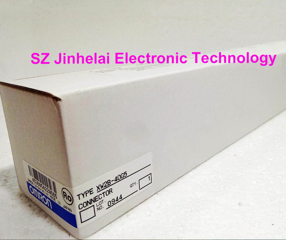 100% Authentic original XW2B-40G5 OMRON Connector terminal switching unit