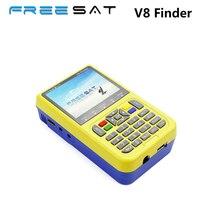 Digital Satellite Finder Meter Freesat V8 Finder HD DVB S2 FTA LNB Signal Pointer Satellite TV