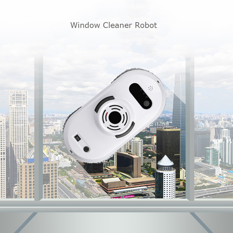 OPEN C901 window cleaner robot vacuum cleaner High Suction Anti-falling remote control robot vacuum cleaner robot cleaner