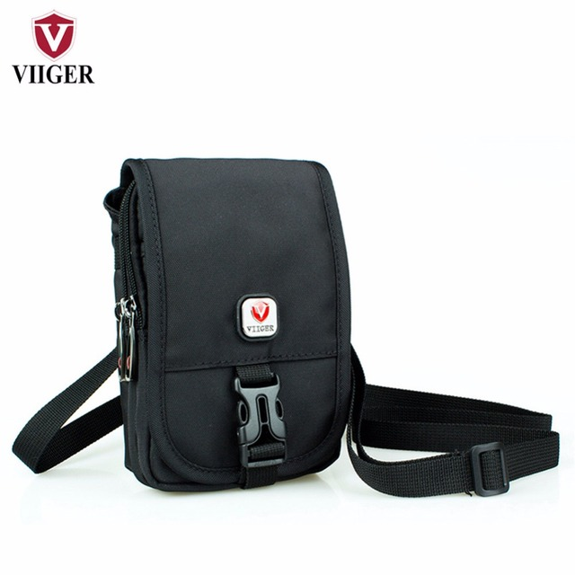 Viiger Vertical Cell Phone Purse Smartphone Holster Carry Pouch Phone Bag Side Pouch Hip Belt Bag Waist Bag Shoulder Strap