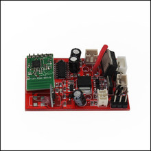 V913 RC helicopter 2 4G receiver main board PCB board Free shipping
