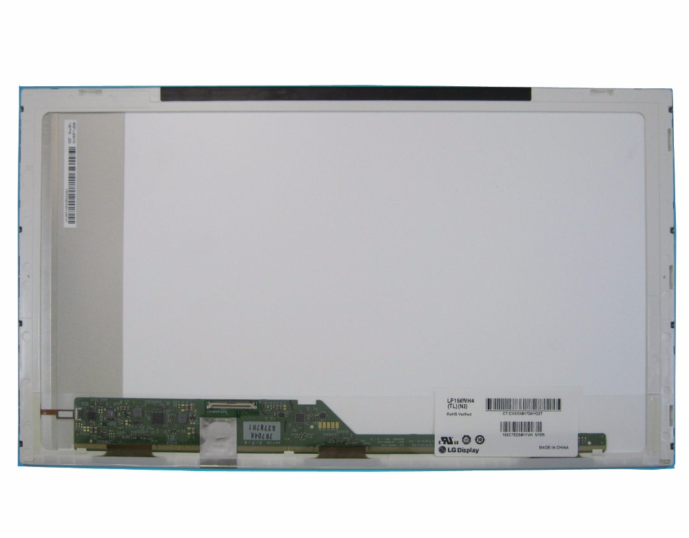 For Dell Inspiron N5110 Screen 1366*768 HD Matrix Laptop LCD Screen LED Display Glossy for toshiba satellite c55 b c55 b5302 c55 b5350 matrix laptop screen 15 6 led display lcd screen 1366 768 hd lvds glossy