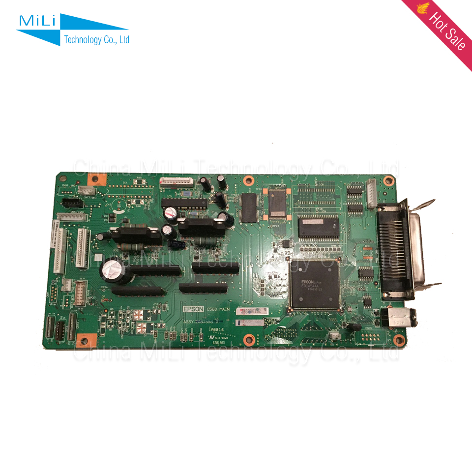 ALZENIT For Epson PLQ-20K PLQ 20K PLQ20K Original Used Formatter Board Printer Parts On Sale brand new inkjet printer spare parts konica 512 head board carriage board for sale