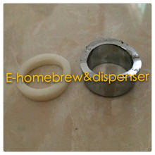 Free shipping  1 coupler of washer for beer tap or tower