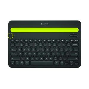 Image 3 - Logitech K480 Multi Device Bluetooth Keyboard Portable Phone Pad Holder Mini Keyboard for Windows MacOS iOS Android Phone Pads