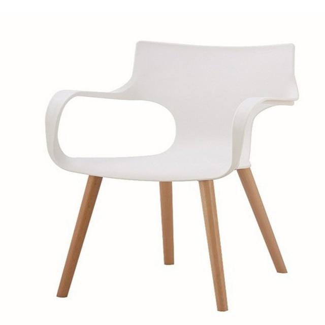 Spezielle Forderung Armlehne Sofa Stuhl Metall Abs Stuhl