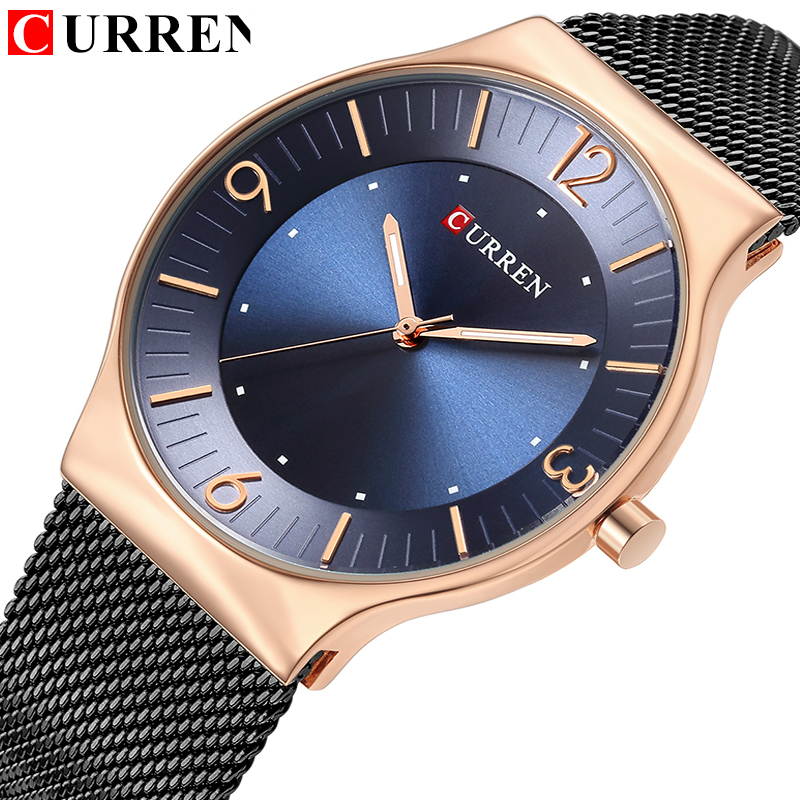 CURREN Mens Watches Top Brand Luxury Fashion Business Quartz Men Wristwatch Steel Band Waterproof Clock Horloges Mannens Saat CURREN Mens Watches Top Brand Luxury Fashion Business Quartz Men Wristwatch Steel Band Waterproof Clock Horloges Mannens Saat