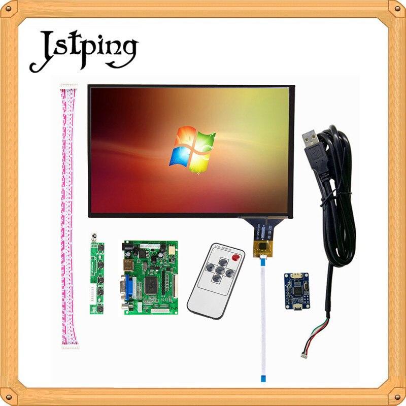 Jstping 10.1 inch 1280*800 LCD display capacitive touch screen mini computer monitor driver board HDMI VGA for raspberry pi 3Jstping 10.1 inch 1280*800 LCD display capacitive touch screen mini computer monitor driver board HDMI VGA for raspberry pi 3