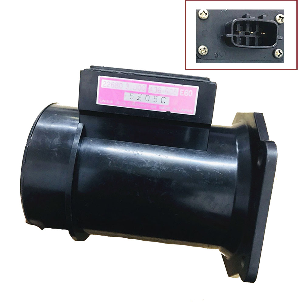 Original Mass Air Flow Meter 22680-31U00 For Nissan Infiniti I30 J30 3.0 Q45 for Maxima J30 Q45 3.0L V6 22680-31U05 2268031U00(China)