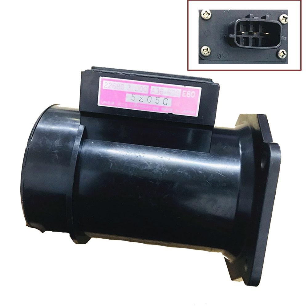 Original Mass Air Flow Meter 22680-31U00 For Nissan Infiniti I30 J30 3.0 Q45 for Maxima J30 Q45 3.0L V6 22680-31U05 2268031U00(China)