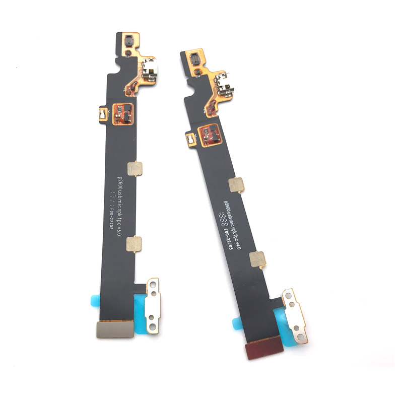 New USB Charging Port For Media Pad M3 Lite 10 Dock Connector Charging Port Flex Cable Replacement Spare Parts