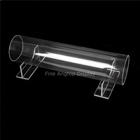 Plexiglass Acrylic Tube Bracelet Display Holder