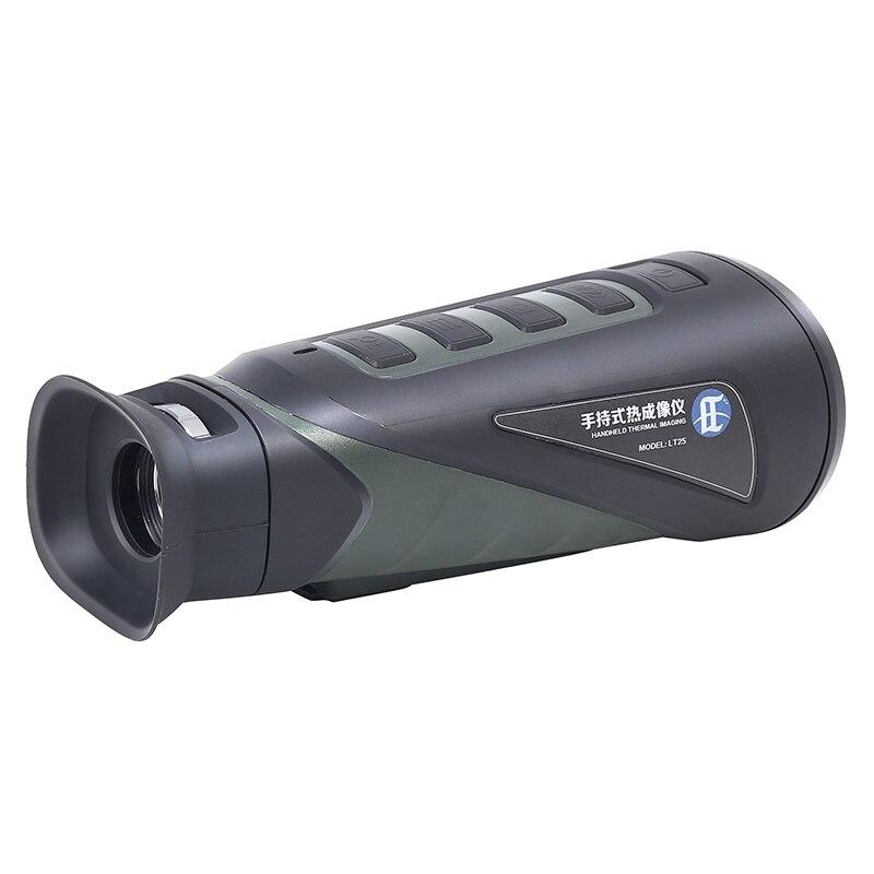 Vision nocturne infrarouge optique d'imagerie thermique de chasse monoculaire avec fonction de télémètre de poursuite de Hotspot - 3