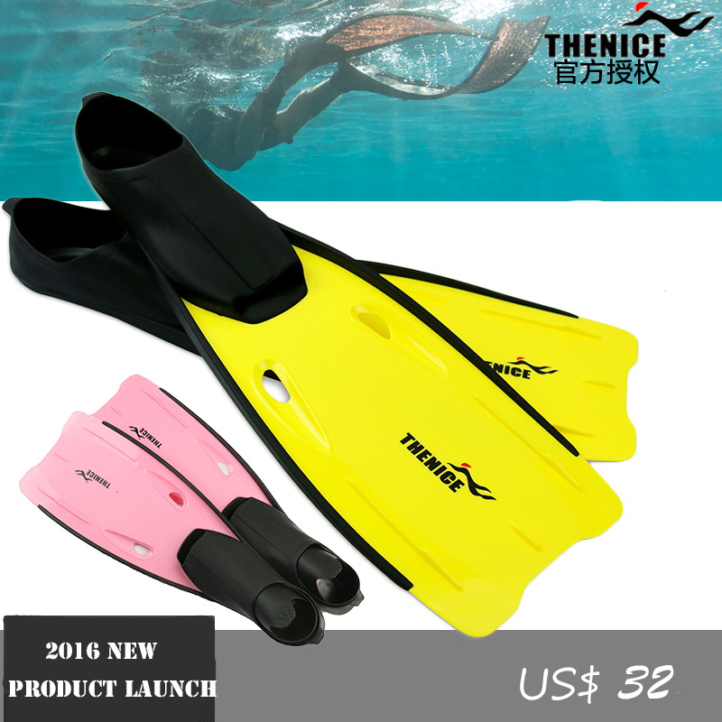 ФОТО Long Fins Snorkeling Flipper  Snorkel Diving Fins Adult Men Women Submersible Silicone Long Swimming Flippers Swimming S M