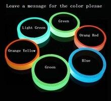 1 5cm 1M Blue Green Light Green Stored Luminous Tape Self adhesive
