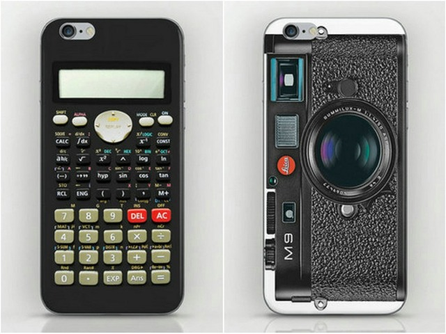 US $1 59 |22 Design Camera Calculator Tetris Toy Pattern Luxury 5 5S 5G  Case for Apple Plastic Hard Back Cover for iPhone 5 Best Gifts on