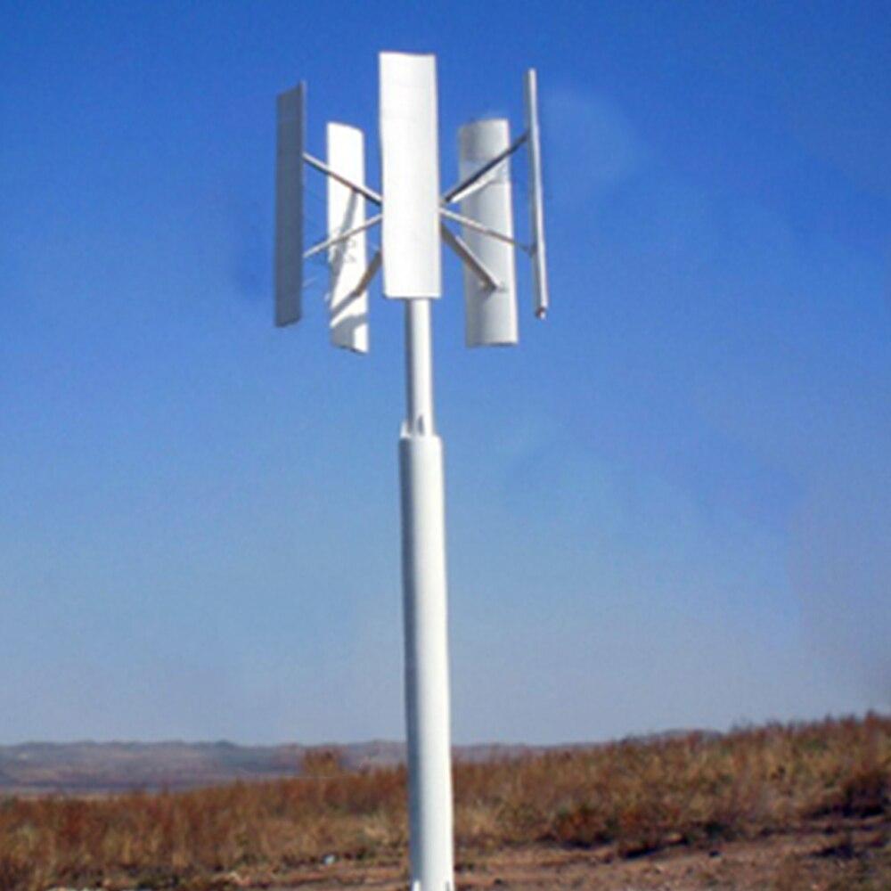 Éolienne 12V haute efficacité éolienne domestique petit générateur 5 pales énergie éolienne Rotor