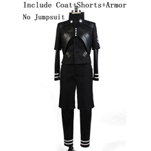 Tokyo Ghoul Ken Kaneki Suit Cosplay Costume Full Set Coat +Shorts+Armor Full Sets