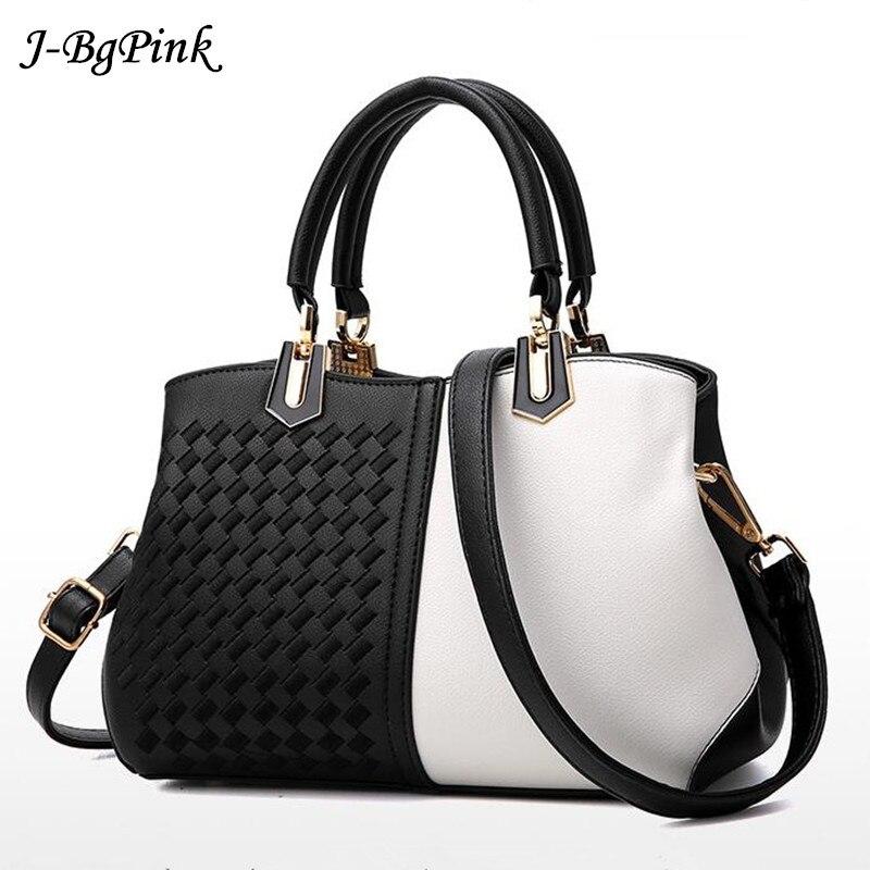 Women Handbag PU Leather Bag Brand Tote Female Style Evening Bags Zipper High Quality Bag Lady Original Design Bags Sac