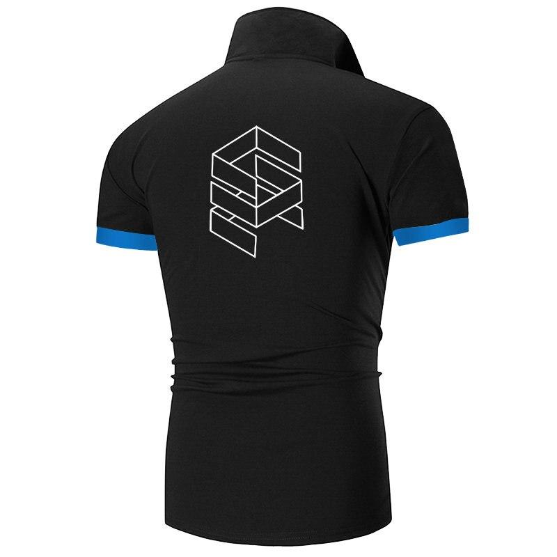 Military   Polo   Shirt Men Shorts Sleeve Men   Polo   Brand Merk Poloshirt Male Dress 2019 Top Quality Summer Short Sleeve Solid Color