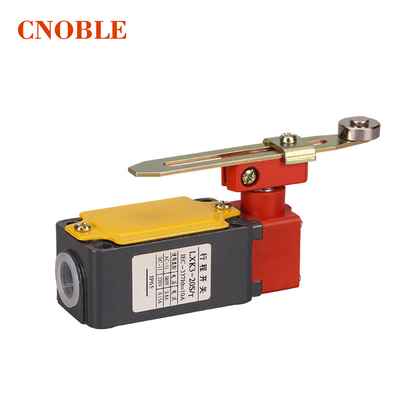 цена на LXK3-20S / T Travel switch Micro switch limit switch Adjustable roller Rotary arm type limit wheel