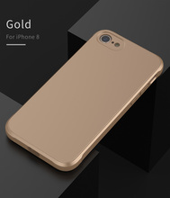 Lantro Phone Case for iPhone 8 Only 5 Color Option Fitted Luxury Soft
