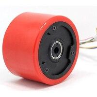 8352 1PCS 24v 36v 260W Electric Skateboard Motor Wheel For Electric Remote Control Scooter Skateboard DIY