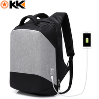 KAKA Multifunction USB Charging 15 6 Inch Laptop Backpack Bag Anti Theft Backpack Men Fashion Mochilas